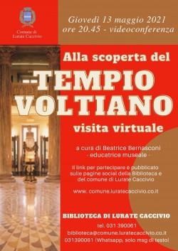 Alla scoperta del Tempio Voltiano (visita virtuale)