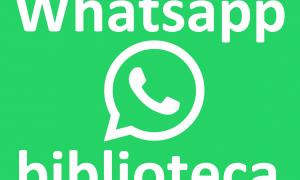 Servizio whatsapp biblioteca