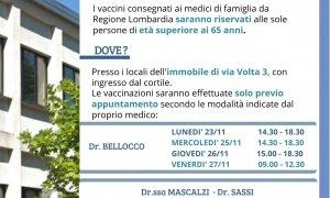 Campagna Vaccino Antinfluenzale