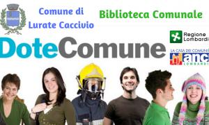 Bando DoteComune 2019