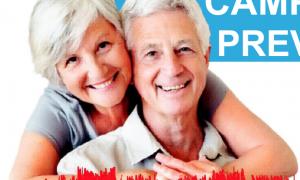 Campagna di prevenzione aneurisma all'aorta